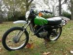 Мотоцикл KE 100 (1976): Эксплуатация, руководство, цены, стоимость и расход топлива