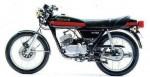 Мотоцикл KH 125 (1980): Эксплуатация, руководство, цены, стоимость и расход топлива