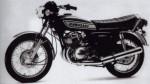 Мотоцикл KH 250 (1973): Эксплуатация, руководство, цены, стоимость и расход топлива