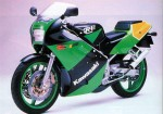 Информация по эксплуатации, максимальная скорость, расход топлива, фото и видео мотоциклов KR1S (1990)