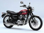 Мотоцикл W400 (2006): Эксплуатация, руководство, цены, стоимость и расход топлива