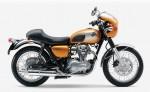 Мотоцикл W800 Café Style (2011): Эксплуатация, руководство, цены, стоимость и расход топлива