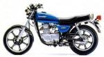 Мотоцикл Z250C (1980): Эксплуатация, руководство, цены, стоимость и расход топлива