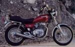 Мотоцикл Z305CSR (1981): Эксплуатация, руководство, цены, стоимость и расход топлива
