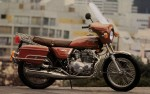 Мотоцикл Z400 Delux (1977): Эксплуатация, руководство, цены, стоимость и расход топлива