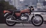 Мотоцикл Z400 Special (1977): Эксплуатация, руководство, цены, стоимость и расход топлива