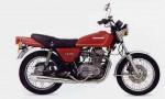 Мотоцикл Z400 (1979): Эксплуатация, руководство, цены, стоимость и расход топлива