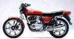 Мотоцикл Z400J (1980): Эксплуатация, руководство, цены, стоимость и расход топлива
