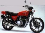 Мотоцикл Z400FX (1979): Эксплуатация, руководство, цены, стоимость и расход топлива
