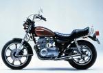Мотоцикл Z400LTD (1982): Эксплуатация, руководство, цены, стоимость и расход топлива