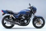 Информация по эксплуатации, максимальная скорость, расход топлива, фото и видео мотоциклов ZR-X400 (1994)