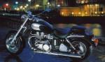 Мотоцикл Bonneville America (2002): Эксплуатация, руководство, цены, стоимость и расход топлива