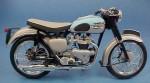 Информация по эксплуатации, максимальная скорость, расход топлива, фото и видео мотоциклов T120 Bonneville 650 (1959)
