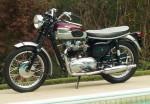 Информация по эксплуатации, максимальная скорость, расход топлива, фото и видео мотоциклов T120 Bonneville 650 (1961)