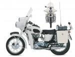 Информация по эксплуатации, максимальная скорость, расход топлива, фото и видео мотоциклов T120 Bonneville 650 Police (1966)