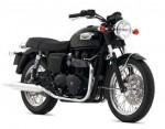 Информация по эксплуатации, максимальная скорость, расход топлива, фото и видео мотоциклов Bonneville (2007)