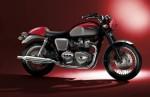Информация по эксплуатации, максимальная скорость, расход топлива, фото и видео мотоциклов Bonneville Sixty8 Range The Aftermath (2007)