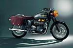 Информация по эксплуатации, максимальная скорость, расход топлива, фото и видео мотоциклов Bonneville (2008)