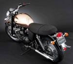 Информация по эксплуатации, максимальная скорость, расход топлива, фото и видео мотоциклов Bonneville Ewan McGregor Special Edition (2008)