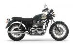 Мотоцикл Bonneville T100 (2002): Эксплуатация, руководство, цены, стоимость и расход топлива