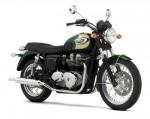 Мотоцикл Bonneville T100 (2005): Эксплуатация, руководство, цены, стоимость и расход топлива