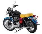 Мотоцикл Bonneville T100 Live Fast (2005): Эксплуатация, руководство, цены, стоимость и расход топлива