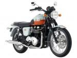 Мотоцикл T100 Bonneville 50th Anniversary (2009): Эксплуатация, руководство, цены, стоимость и расход топлива