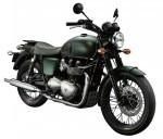 Мотоцикл Bonneville T100 Steve McQueen Edition (2012): Эксплуатация, руководство, цены, стоимость и расход топлива