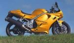 Мотоцикл Daytona T595 (1997): Эксплуатация, руководство, цены, стоимость и расход топлива
