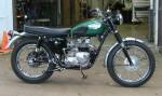 Мотоцикл Sport Tiger T100SC (1965): Эксплуатация, руководство, цены, стоимость и расход топлива