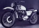 Информация по эксплуатации, максимальная скорость, расход топлива, фото и видео мотоциклов Tiger TR7 Trail (1981)
