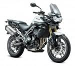 Информация по эксплуатации, максимальная скорость, расход топлива, фото и видео мотоциклов Tiger 800 (2011)
