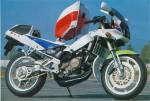 Информация по эксплуатации, максимальная скорость, расход топлива, фото и видео мотоциклов AF1 125 Sintesi Sport (1990)
