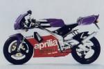Информация по эксплуатации, максимальная скорость, расход топлива, фото и видео мотоциклов RS125 Replica (1993)