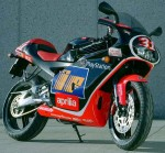 Информация по эксплуатации, максимальная скорость, расход топлива, фото и видео мотоциклов RS125R Harada Replica (1999)