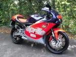 Информация по эксплуатации, максимальная скорость, расход топлива, фото и видео мотоциклов RS125R Valentino Rossi Replica (1999)