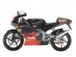 Информация по эксплуатации, максимальная скорость, расход топлива, фото и видео мотоциклов RS125 (1999)