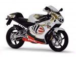 Мотоцикл RS125 Poggiali (2005): Эксплуатация, руководство, цены, стоимость и расход топлива