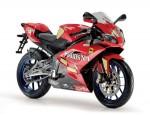 Мотоцикл RS125 Lorenzo Replica (2007): Эксплуатация, руководство, цены, стоимость и расход топлива