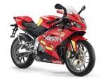 Мотоцикл RS125 Spains No.1 (2009): Эксплуатация, руководство, цены, стоимость и расход топлива