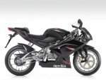 RS125 Full Black (2010)