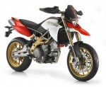Мотоцикл SMV750 Dorsoduro (2007): Эксплуатация, руководство, цены, стоимость и расход топлива