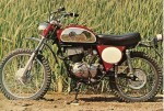Мотоцикл 175 Enduro (1972): Эксплуатация, руководство, цены, стоимость и расход топлива