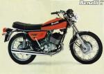 Мотоцикл 250 2C (1976): Эксплуатация, руководство, цены, стоимость и расход топлива