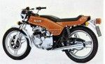 Мотоцикл 250 Quattro (1975): Эксплуатация, руководство, цены, стоимость и расход топлива