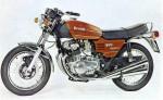 Мотоцикл 500 Quattro (1974): Эксплуатация, руководство, цены, стоимость и расход топлива