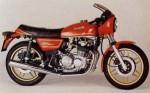 Мотоцикл 504 Sport (1980): Эксплуатация, руководство, цены, стоимость и расход топлива