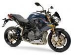 Информация по эксплуатации, максимальная скорость, расход топлива, фото и видео мотоциклов TNT899 (2008)