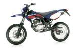 Информация по эксплуатации, максимальная скорость, расход топлива, фото и видео мотоциклов RR125 Motard (2007)