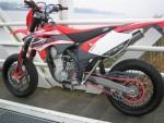 Мотоцикл RR450 Motard (2009): Эксплуатация, руководство, цены, стоимость и расход топлива